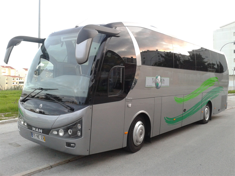 Autocarro de 40 lugares
