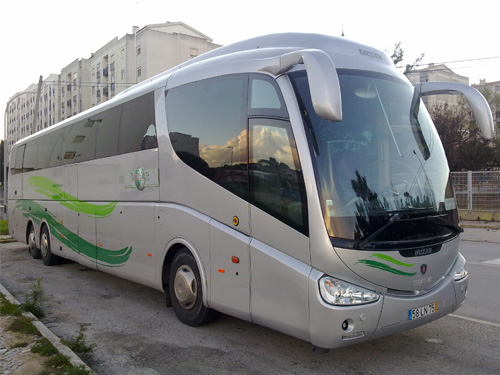 Autocarro de 70 lugares